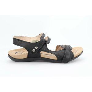 Abeo Crescent Sandals Black Size US 6  (EPB)4321